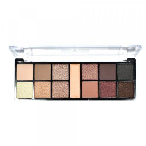 Paleta de Sombra Naughty By Nature Ruby Rose HB9942