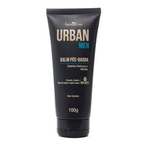 Balm Pós Barba Urban Men Farmaervas