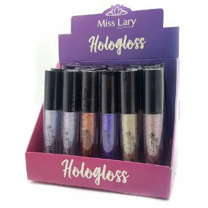 24 Unidades - Hologloss Miss Lary ML602