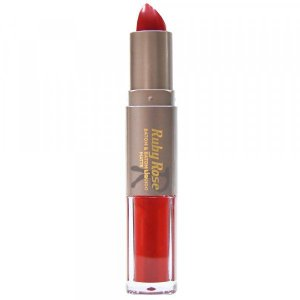7f8a05e28 Batom Matte Duo Ruby Rose Cor 019