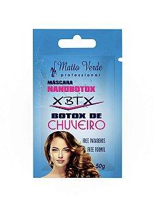 Botox de Chuveiro Free Parabenos e Free Formol Matto Verde