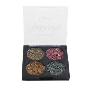 Paleta de Sombra com Glitter Explosion Luisance Cor A L6060