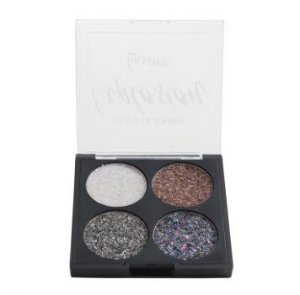Paleta de Sombra com Glitter Explosion Luisance Cor B L6060