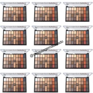 12 Unidades - Paleta 32 Sombras Tender Eyes Ruby Rose HB9971