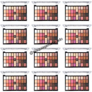 12 Unidades - Paleta 32 Sombras Sweet Eyes Ruby Rose HB9972