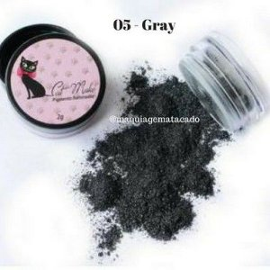 Pigmento Iluminador Cat Make Gray
