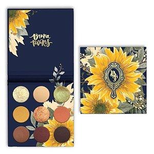 Paleta de Sombra Bruna Tavares BT Sunflower