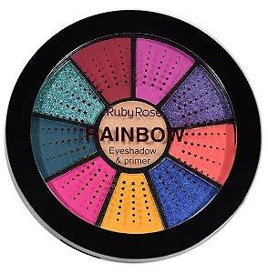 Paleta de Sombras Rainbow Ruby Rose HB9986-1