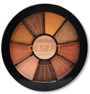 Paleta de Sombras Desert Ruby Rose HB9986-7