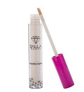Corretivo Líquido Vegano Alta Cobertura Dalla Makeup Cor 04 DL043