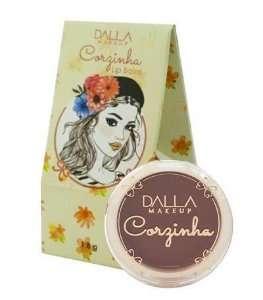 Lip Balm Corzinha Dalla Makeup Cor Menininha DL0309
