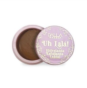 Uh Lalá Hidratante Esfoliante Labial Dalla Makeup Chocolate Cake DL0814