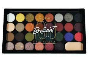 Paleta de Sombra You Brilliant Ruby Rose HB1043