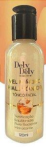 Tônico Facial Mel e Ácido Hialurônico Dely Dely Makeup