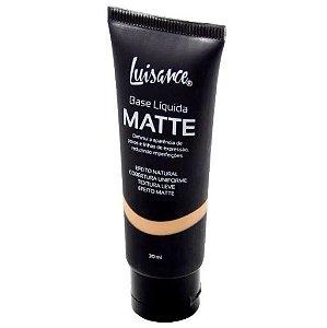 Base Líquida Matte Luisance Cor 01 L5001