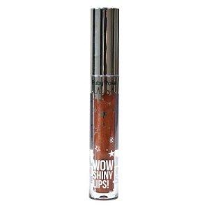 Gloss Labial Ruby Rose Wow Shiny Lips Cor 046 - HB8218