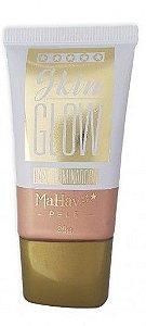 Base Iluminadora Mahav Skin Glow Pele Naked