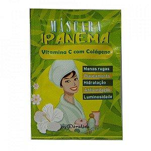 Máscara Facial Vitamina C com Colágeno Ipanema Doralice