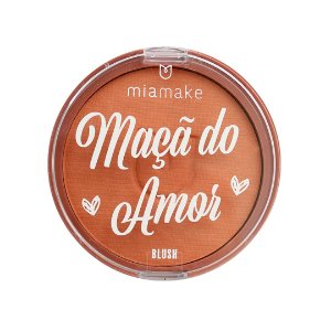 Blush Maça do Amor Mia Make Cor 03