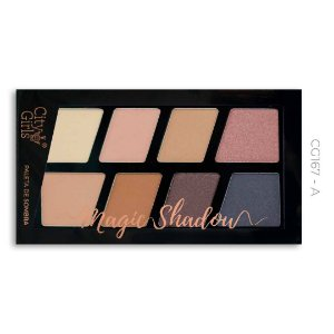 Paleta de Sombra Magic Shadow City Girls Cor A