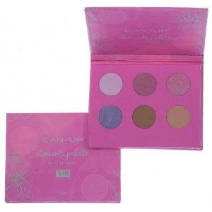 Paleta de Sombra Can-Up Elements Palette Air