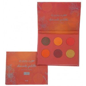 Paleta de Sombra Can-Up Elements Palette Fire