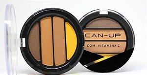 Quarteto de Sombra Can Up com Vitamina C Cor 5