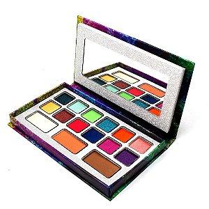 Kit de Maquiagem Secret Jasmyne JS1005