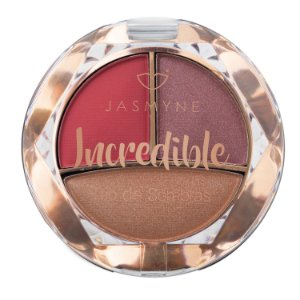 Trio de Sombras Incredible Jasmyne Cor A
