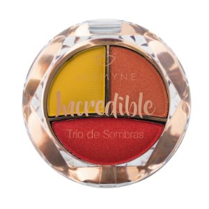 Trio de Sombras Incredible Jasmyne Cor D