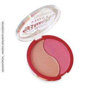 Duo de Blush Mahav Na Make Blush é Vida Cor 02