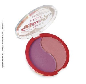 Duo de Blush Mahav Na Make Blush é Vida Cor 03