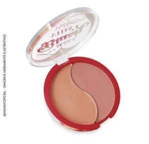 Duo de Blush Mahav Na Make Blush é Vida Cor 04