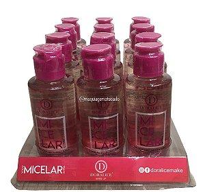 Água Micelar Doralice Solução de Limpeza 5 em 1 Atacado Box 12 Unidades