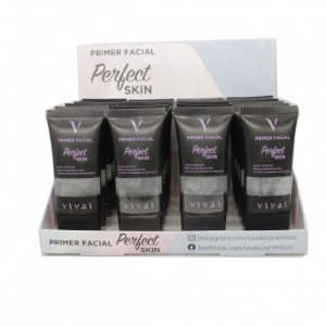 Primer Facial Perfect Skin Vivai Atacado Box 24 Unidades