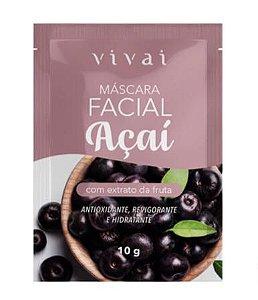 Máscara Facial Açaí Vivai