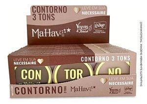 Contorno 3 Tons Mahav Box 12 Unidades