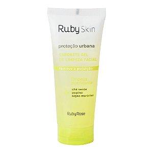 Sabonete Gel de Limpeza Ruby Skin Ruby Rose HB326