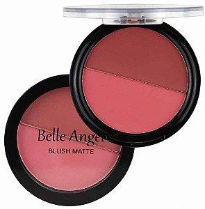 Blush Duo Matte Belle Angel Cor 02 B017