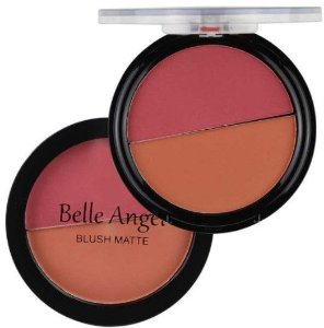 Blush Duo Matte Belle Angel Cor 03 B017