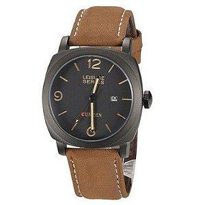 Relógio Masculino Curren Analógico 8158 MR