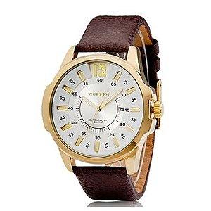 Relógio Masculino Curren Analógico 8123 OU