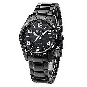Relógio Masculino Curren Analógico 8107 BR