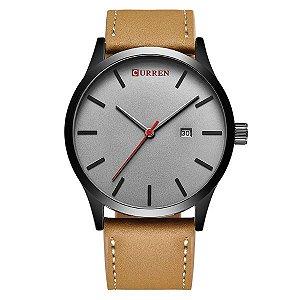 Relógio Masculino Curren Analógico 8214 CZ