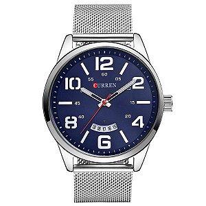Relógio Masculino Curren Analógico 8236 AZ