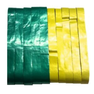 Fitas de Plástico p/ Copa do Mundo pct c/ 1 kg