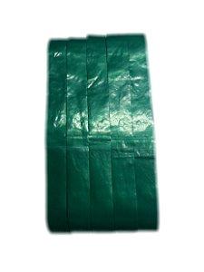 Fitas de Plástico p/ Copa do Mundo Verde pct c/ 500 gramas