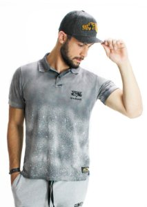 Camisa Polo Degrade Universo