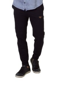 Calça Brohood Masculina Regular Fit Preto