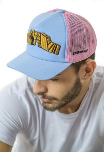Boné Trucker Candy Color